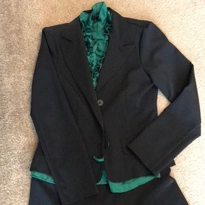 Jackets & Blazers - Black suit jacket